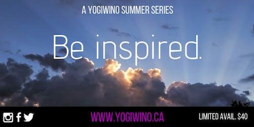 YogiWino Summer Series - August 15, 2019