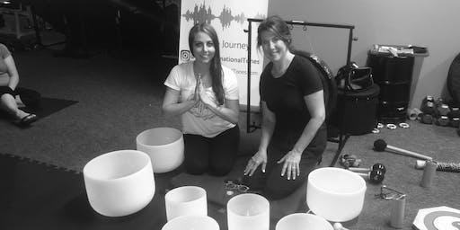 Sound Bath Intention: Fund for Extraordinary Talent