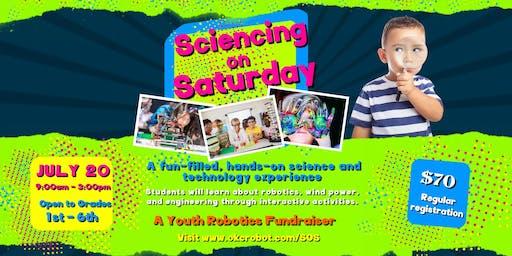 Sciencing on Saturday