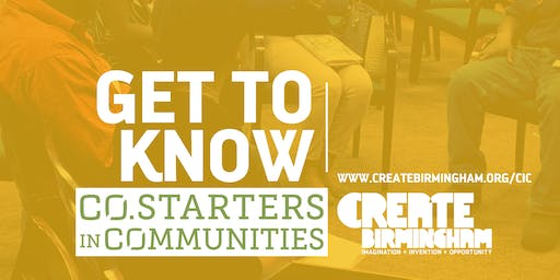 Get To Know CO.STARTERS in Communities