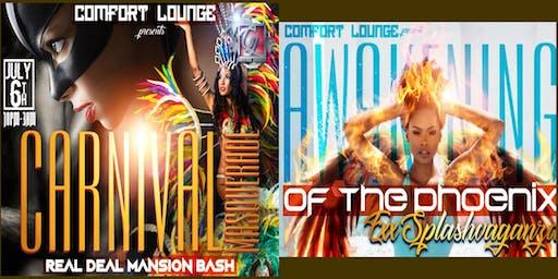 Awakening Of The Phoenix Pool Bash & Caribbean Masquerade