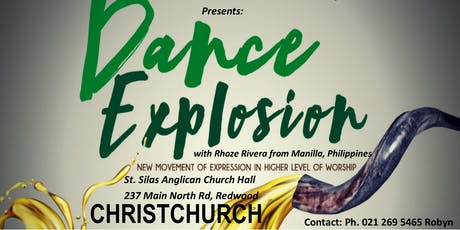 Dance Explosion Christchurch  tickets