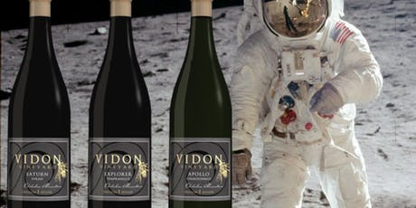 Vidon 50th Anniversary of Apollo Moon Landing Winemaker Dinner tickets