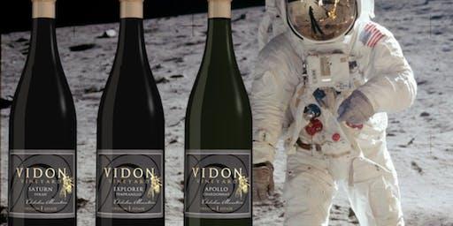Vidon 50th Anniversary of Apollo Moon Landing Winemaker Dinner