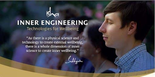 Inner Engineering with Shambhavi Kriya led by an Isha Teacher trained by Sadhguru in Delray Beach