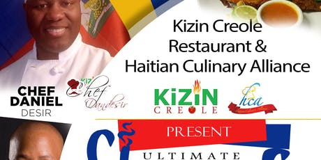 Ultimate Flavors of Haiti - Chicago tickets