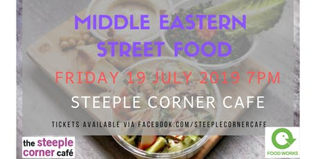 Middle Eastern Street Food tickets