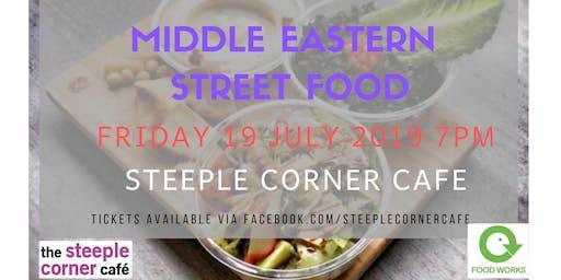 Middle Eastern Street Food