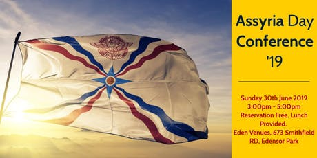 Assyria Day Conference 2019 tickets