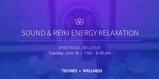 Relaxation with Sound Healing & Reiki Energy
