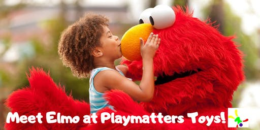 Meet Elmo at Playmatters - 2nd date