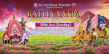Ratha Yatra 2019 (Festival Of Chariots) tickets