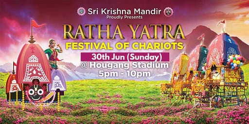 Ratha Yatra 2019 (Festival Of Chariots)