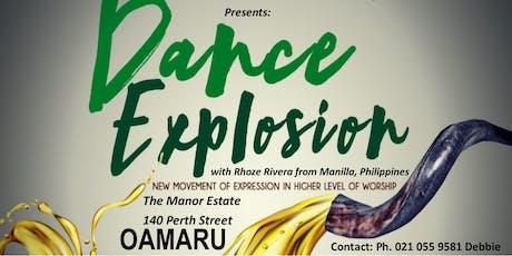 Dance Explosion Oamaru  tickets