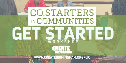 CIC Get Started Workshop