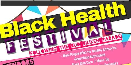 Black Health Fair 2019 tickets