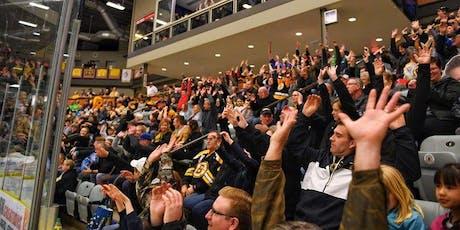 Estevan Bruins 2019/20 Regular Season (SJHL) tickets