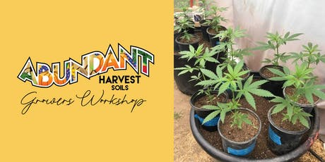 Cannabis Cultivation for the Home Grower tickets