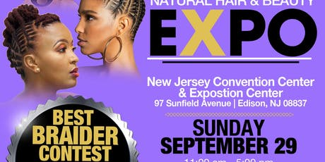 Best Braider Contest- 2019 New Jersey Natural Hair and Beauty Expo (3rd Annual) tickets