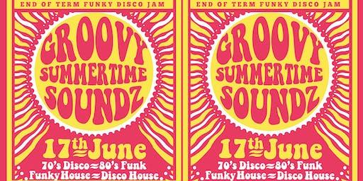 E.O.T.P Groovy Summertime Soundz