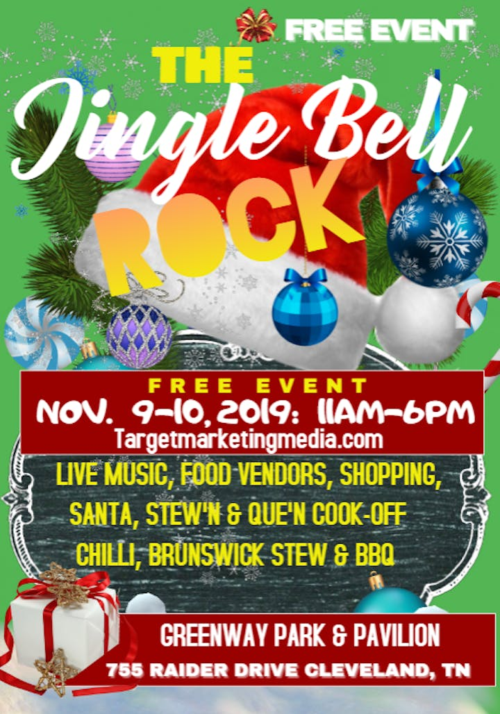 Cleveland Christmas Events 2019 The Jingle Bell Rock Tickets, Sat, Nov 9, 2019 at 10:00 AM