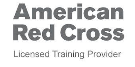 American Red Cross Basic Life Support for Healthcare Providers tickets
