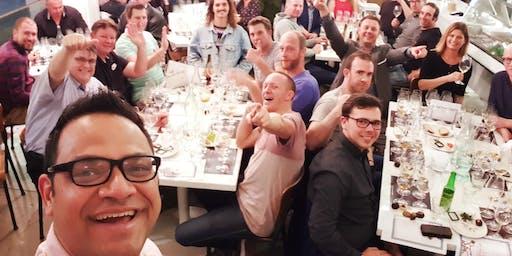 Linkedin Whisky Club - Auckland