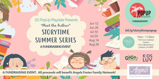 Storytime Summer Series