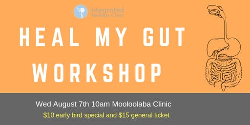 Heal My Gut: Workshop