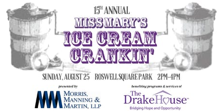 15th Annual Miss Mary's Ice Cream Crankin' tickets