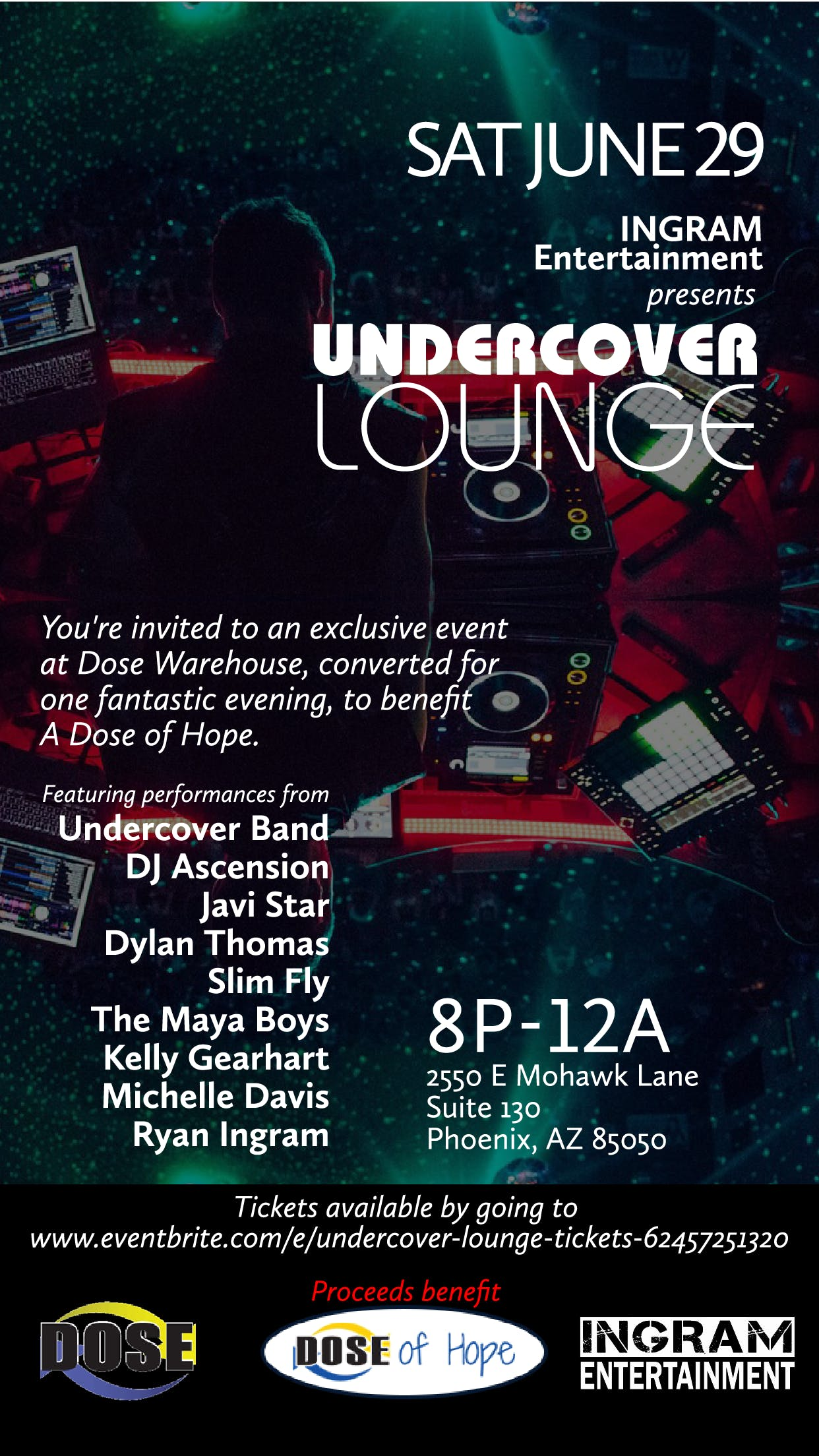 UNDERCOVER LOUNGE