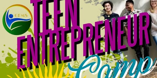 GEMS Teen Entrepreneur Summer Program