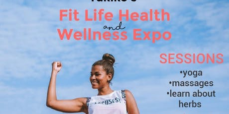Fit Life Health & Wellness Expo tickets