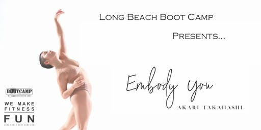 Embody You - Expression Through Dance (45 min)