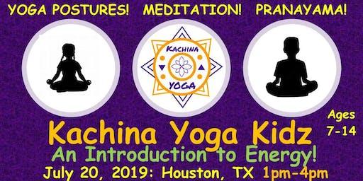 Kachina Yoga Kidz - An Introduction to Energy!