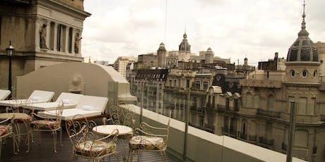 Av. de Mayo + Mirador + Café Literario  entradas