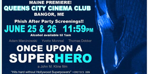 Once Upon a Superhero Phish aftershow party screening