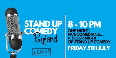 Byford Stand Up Comedy