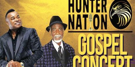 Hunter E. Nation - Gospel Concert tickets