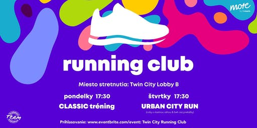 Twin City Running Club CLASSIC - June