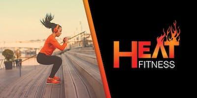 Heat Fitness Open Week