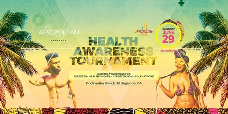 Health Awareness with AfropolitanLA  tickets