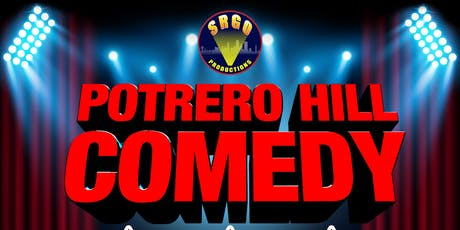 Potrero Hill Comedy tickets