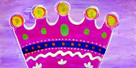 Kid's Camp Prince/Princess Crown Tues Aug 6th 10am-Noon $25 tickets