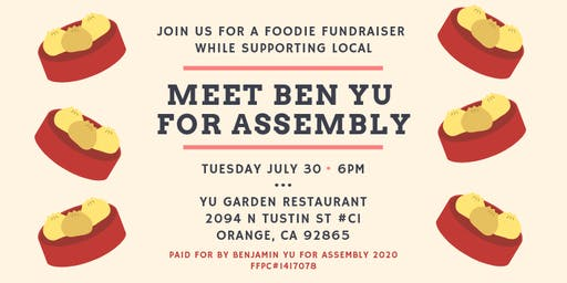 AIB2B Meet Ben Yu for Assembly While Eating Xiaolongbao