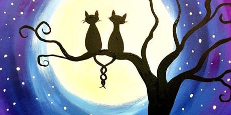 Kid's Camp Cats in Love Thurs Aug 1st 10am-Noon $25 tickets