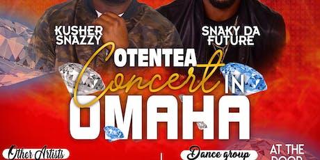 Otentea Concert in Omaha tickets
