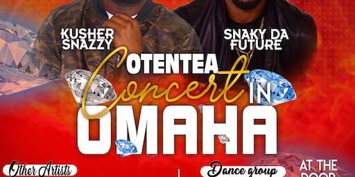 Otentea Concert in Omaha