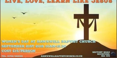 live,love,learn like jesus tickets
