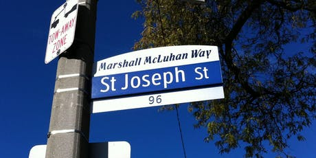 McLuhan Walking Tour tickets